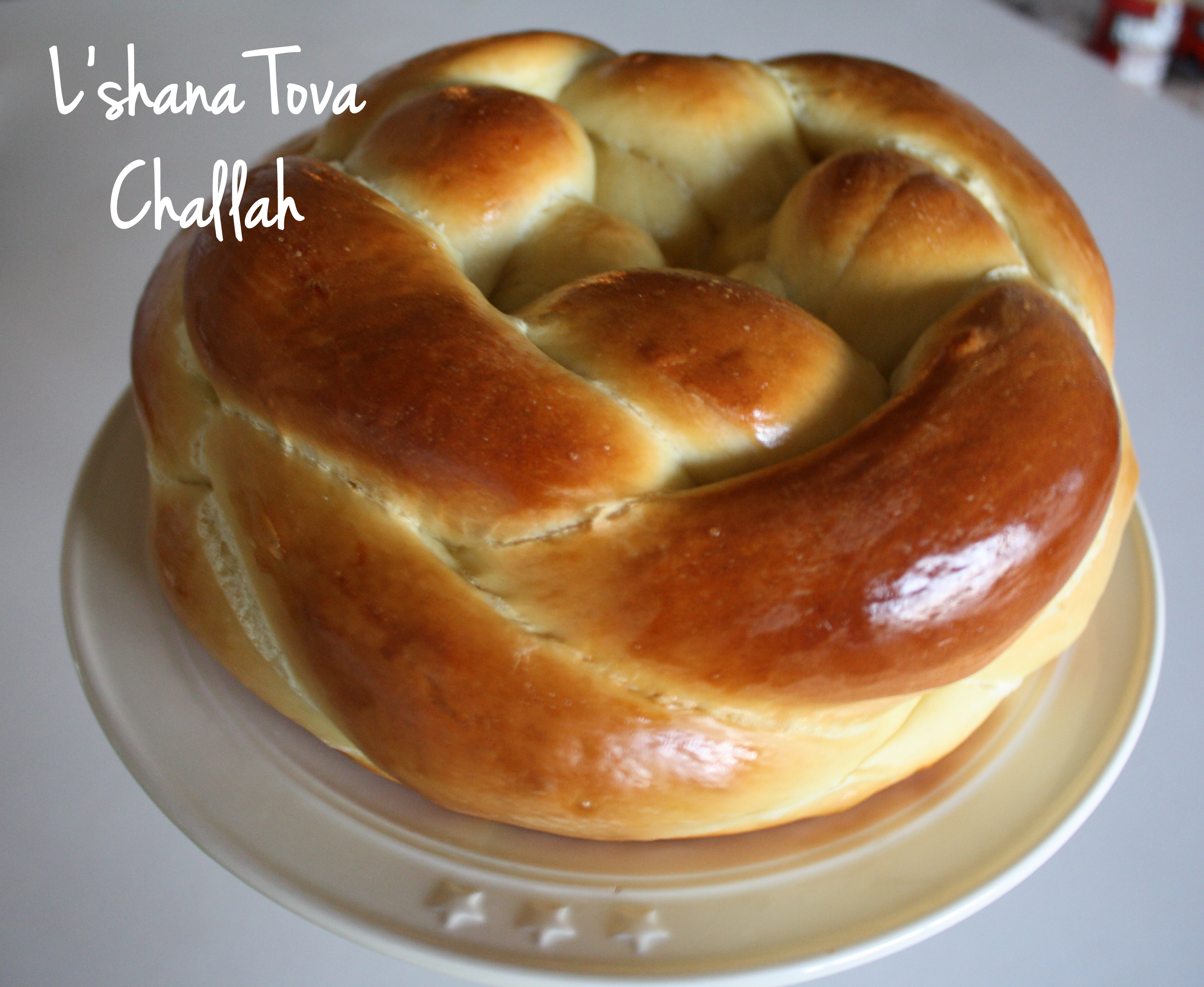 "The Perfect Challah Recipe and Round Challah Braiding ""How-to ..."