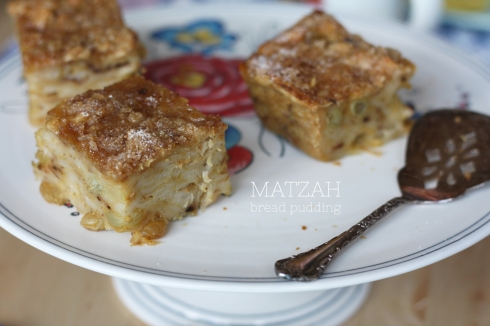 MatzahBreadPudding